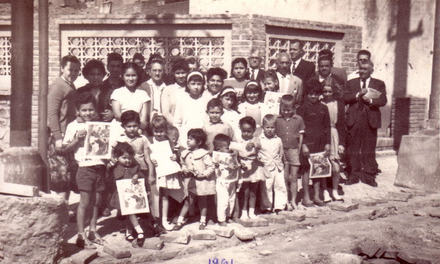 1961 Escuela Biblica de Vacaciones