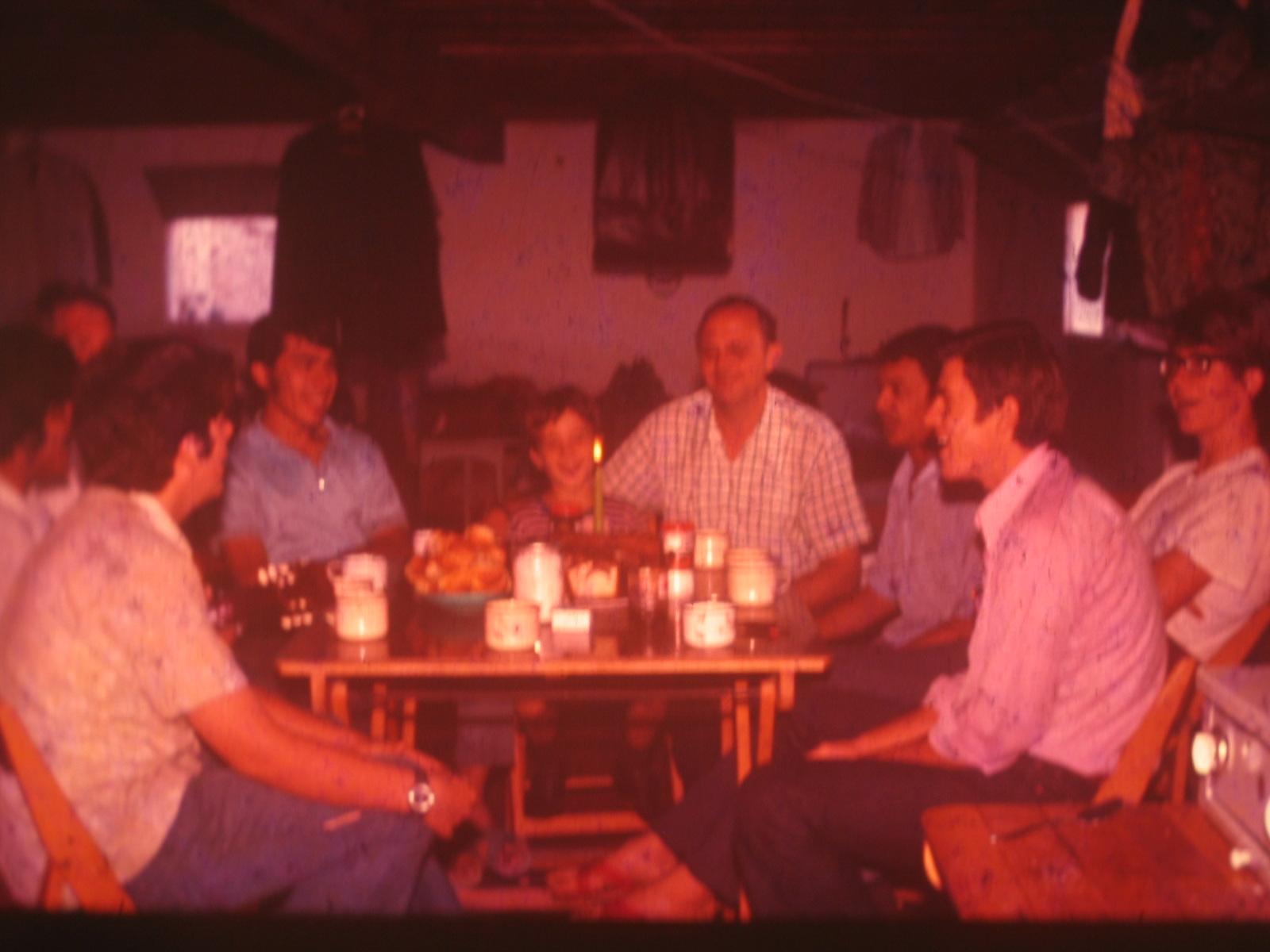 1973-74 - EVEX mit Alfred Neufeld und Victor Wall