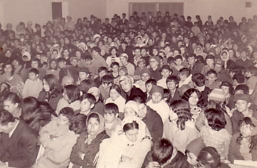 Público adentro