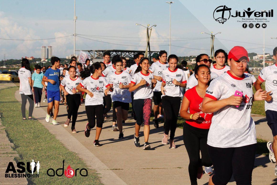 """""""Asu Blessing Run"""" y """"Adora"""" impactan a Asunción"""